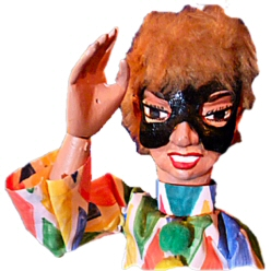 Harlequin Puppet Theatre Blog